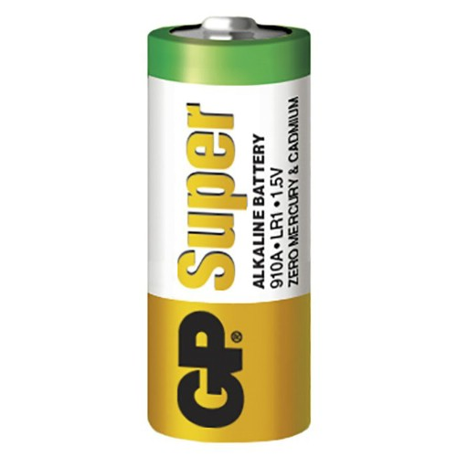 Alkaliska batterier GP Super