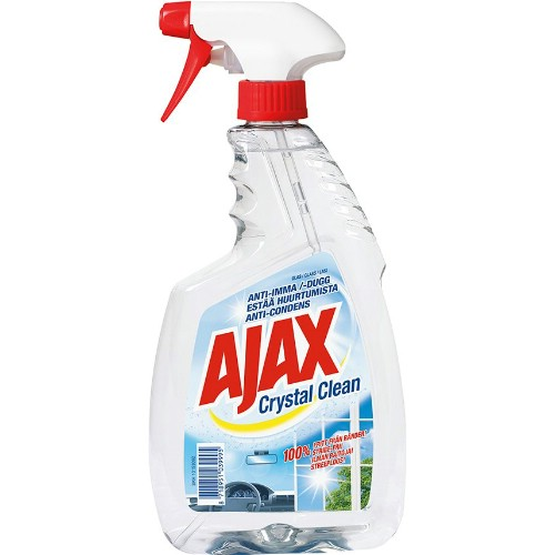 Fönsterputs AJAX Crystal Clean spray