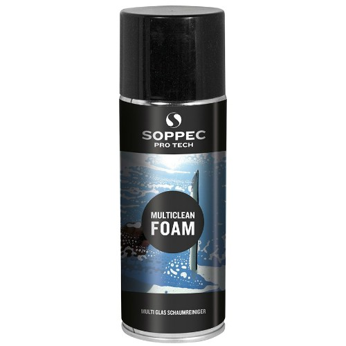 Fönsterputs SOPPEC Multiclean foam