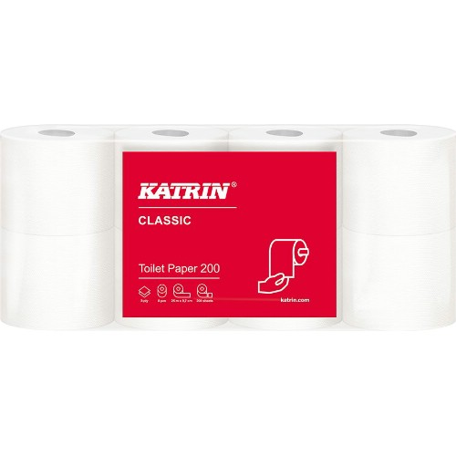 Toalettpapper KATRIN Classic